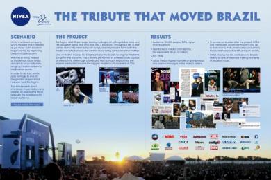 Nivea: NIVEA - VIVA ELIS - BRANDED Promo / PR Ad by DraftFCB Rio De Janeiro