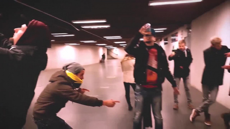 Budapest Bike Maffia: The Most Outrageous Mannequin Challenge Film by Greenroom Films