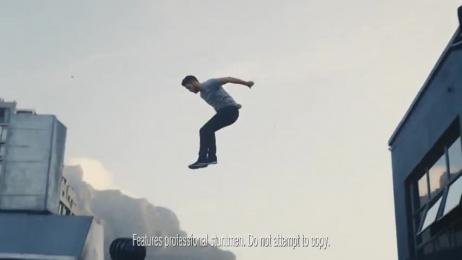 Wrangler: Wild City - Extra Stretch Film by Hurricanes, WE ARE Pi