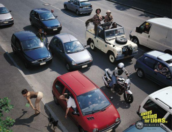 Publicis: STREET Print Ad by Publicis Italy