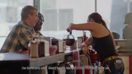 Reckitt Benckiser: Keep Protecting [video] Film by McCann London