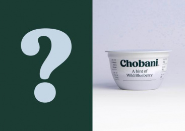 Chobani: CHOBANI DISPLAY, 8 Design & Branding by Team collaboration