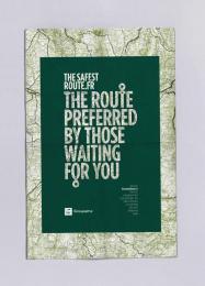 Groupama: Waiting Print Ad by Kuest Prod, Marcel Paris, Prodigious