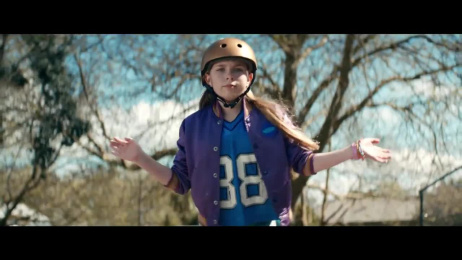 Ami Insurance: Rollergirl  Film by Colenso BBDO Auckland, The Sweet Shop