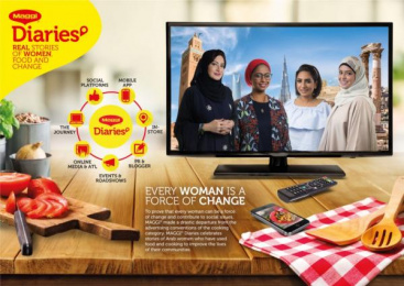 Maggi: Every women is a force of change Case study by Lowe Mena Dubai, Publicis Dubai