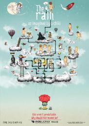 IndieJunior: The Rain Print Ad by Leo Burnett Lisbon, Stopline Films