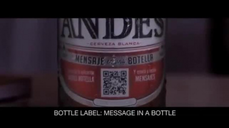 Andes: Message in a bottle Film by Del Campo Saatchi & Saatchi Buenos Aires, Primo Buenos Aires, primobuenosaires.tv