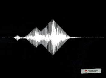 International Committee Of The Red Cross (icrc): PYRAMID Outdoor Advert by Beijing Creative World Advertising
