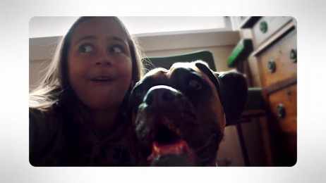 Pedigree: Shot on SelfieSTIX Film by Colenso BBDO Auckland, Finch