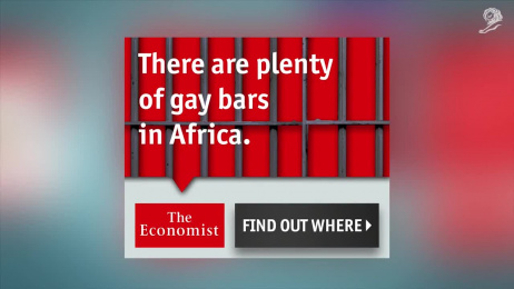 The Economist: Raising Eyebrows. And Subscriptions. [video] Digital Advert by Proximity London, UM London