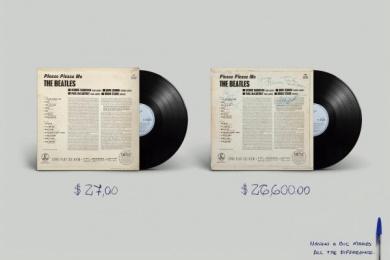 Bic: Beatles Print Ad by Miami Ad School Sao Paulo