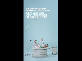 Prostate Cancer Foundation: Your Mom [image] 2 Print Ad by MacLaren McCann Toronto
