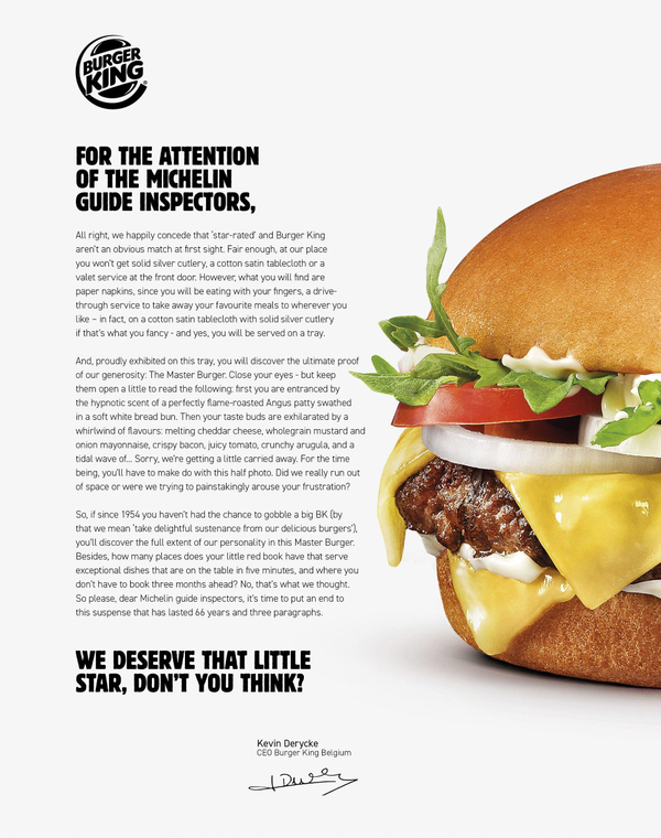 Master Burger, 3