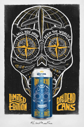 Corona Extra Beer: World Print Ad by Zulu Alpha Kilo