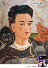 Braun: Frida, 3 Print Ad by Acc Granot Israel