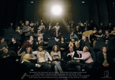 Gay And Lesbian Festival: STRAIGHT COUPLES Print Ad by Kitchen Leo Burnett Oslo