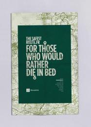 Groupama: Bed Print Ad by Kuest Prod, Marcel Paris, Prodigious