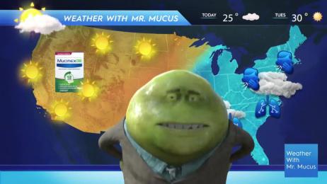 Mucinex: Mucus Report Film by McCann New York