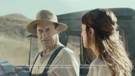 H&R Block: Dust Bowl Film by Fallon, IMPERIAL WOODPECKER