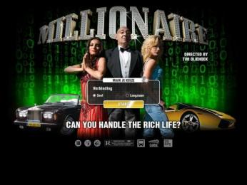"Lotto: ""Millionaire the film"" Digital Advert by Redurban"