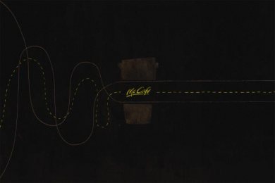 Mccafe: Roads Print Ad by DDB Bogota