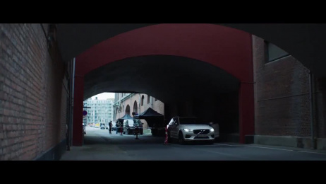 Volvo Xc60: Moments Feat. Barbara Davidson [film] Film by Bad Land, Forsman & Bodenfors Gothenburg