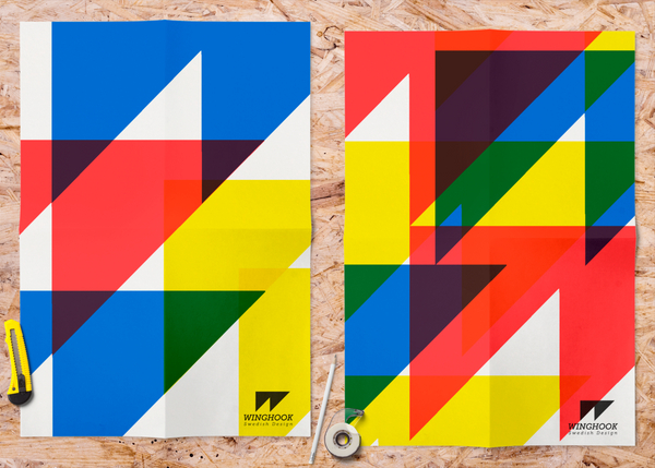 Swedish Design Posters 1 and 2