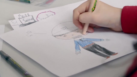 Inspiring The Future: Redraw The Balance Film by MullenLowe London