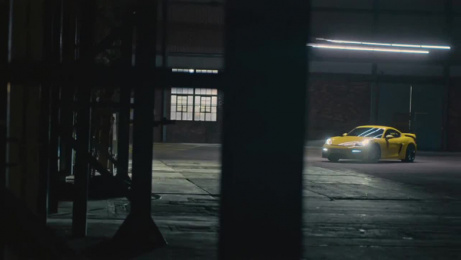 Porsche: Ease Temptation. Stay Home. Film by DDB Warsaw