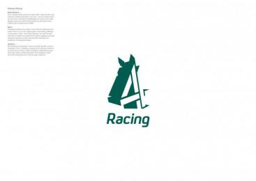 4creative: 4RACING Design & Branding by Magpie Studio Ltd.