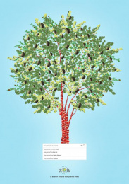 Ecosia: Guacamole Print Ad by Team collaboration