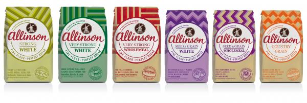 Allinson Flour: Dusting Off, 1 Design & Branding by Family (and friends) London