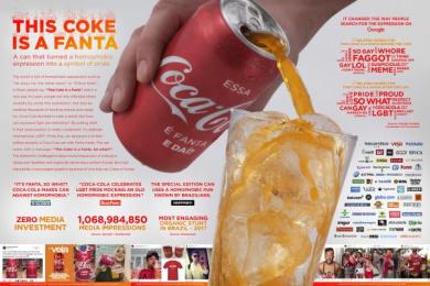 Coca-cola: Coca-cola Design & Branding by DAVID Miami, David Sao Paulo