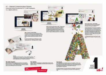 Telekom Austria: Now we A1 Digital Advert by PKP BBDO Vienna