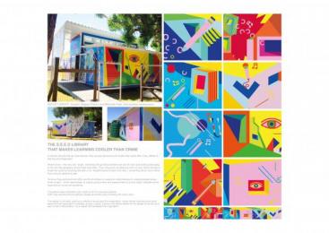S.E.E.D Libraries: S.E.E.D Libraries, 3 Design & Branding by 140 BBDO Cape Town