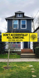 Oregon Health Authority: Don't accidentally kill someone, 6 Print Ad by Wieden + Kennedy Portland