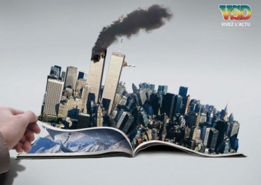 Vsd: September 11th Print Ad by Leo Burnett Paris