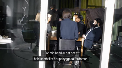 Swedish Public Employment Service: Make A Way! Making of by Le Bureau Stockholm