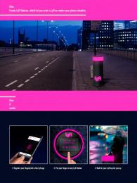 Lyft: Lyft Station Ambient Advert by Miami Ad School Berlin