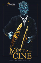 Costa Rica Philharmonic Orchestra: Music in Film, 2 Print Ad by Garnier BBDO San Jose