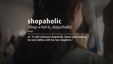 BMO: Remove gender bias from dictionaries: Shopaholic Film by FCB Toronto, Untitled Films