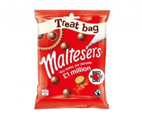 Maltesers: Treat Bag Design & Branding