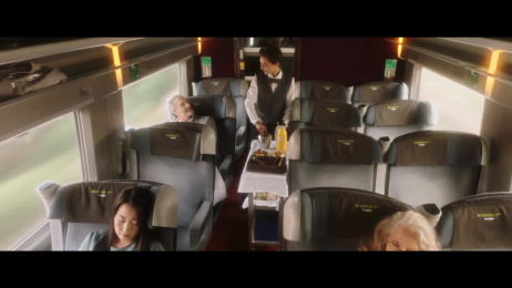TGV Lyria: Business Film by NEMA Prod