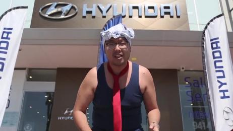Cockburn Central Hyundai: Johnny Hu - WA Salvage (Luigi) Film by 2gether Productions, The Marketing Mix