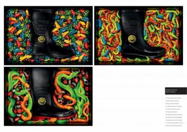Alpargatas: DANGER ATTRACTS Design & Branding by Talent Marcel