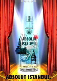 Absolut: Absolut Istanbul Print Ad by Bahcesehir University