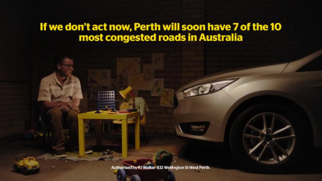 Rac: Connect Four Film by Beautiful Pictures, JWT Perth
