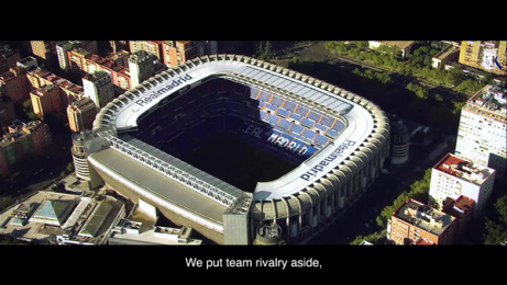 Madrid Destino: Thank you Madrid Film by Yondbee Social Effects