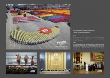 ZMG (NEWSPAPER MARKETING ASSOCIATION): ADS MEETS NEWS Design & Branding by Ogilvy & Mather Frankfurt