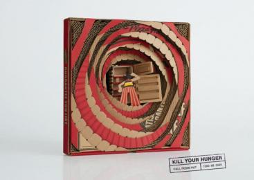 Pizza Hut: Empty Fridge [alternative version] Print Ad by Ogilvy & Mather Kuala Lumpur